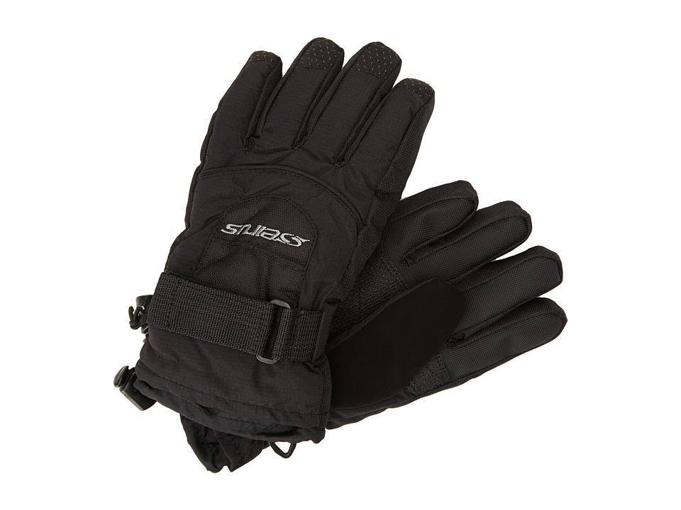 Seirus - Jr Moto Glove (Black) Extreme Cold Weather Gloves