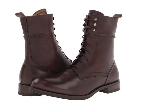 JD Fisk - Matteson (Teak) Men's Lace-up Boots