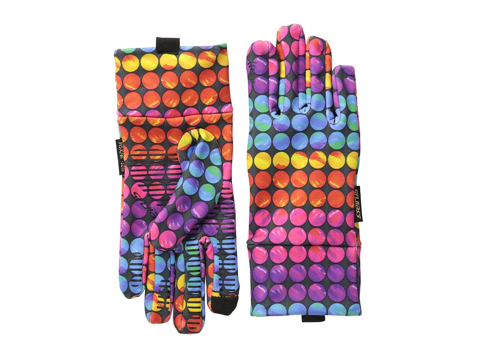Seirus - Soundtouch Dynamax Glove Liner Prints (Marbles-Multi) Extreme Cold Weather Gloves