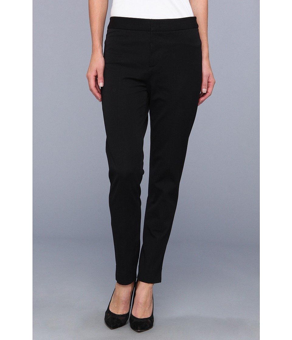 NYDJ - Ankle Pant Bi-Stretch (Black) Women's Casual Pants