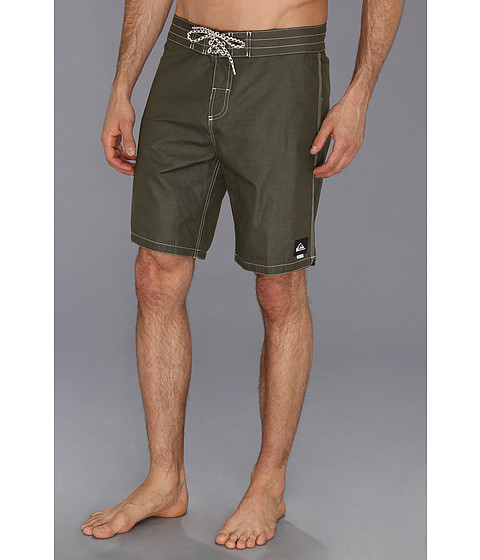Quiksilver - Original Basic Boardshort (Beetle) Men's Swimwear