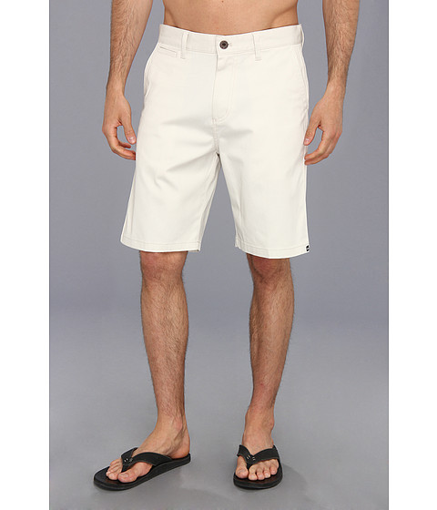 Quiksilver - Union Chino Walkshort (Stone) Men's Shorts