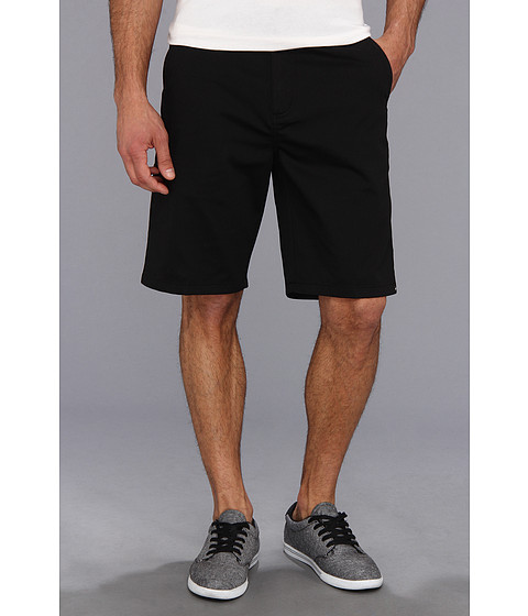 Quiksilver - Union Chino Walkshort (Black) Men's Shorts