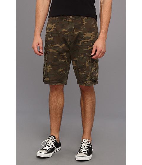 1edbfc5653 ... UPC 887681801047 product image for Quiksilver Deluxe Cargo Short (Camo)  Men's Shorts | upcitemdb ...
