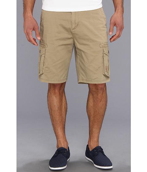 69a2c9e44a UPC 887681801238 product image for Quiksilver Deluxe Cargo Short (Khaki)  Men's Shorts | upcitemdb ...