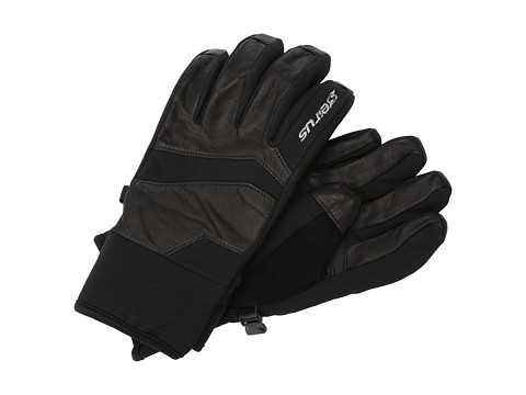 Seirus - Xtreme Edge All Weather Glove (Black) Extreme Cold Weather Gloves