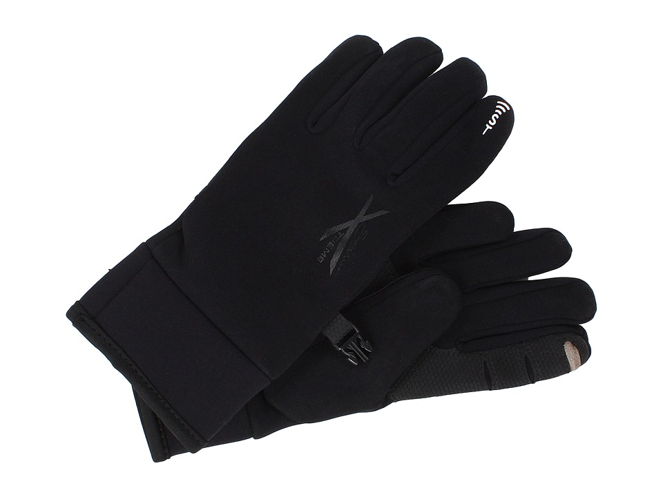 Seirus - Soundtouchtm Softshell Litetm Glove (Black) Extreme Cold Weather Gloves