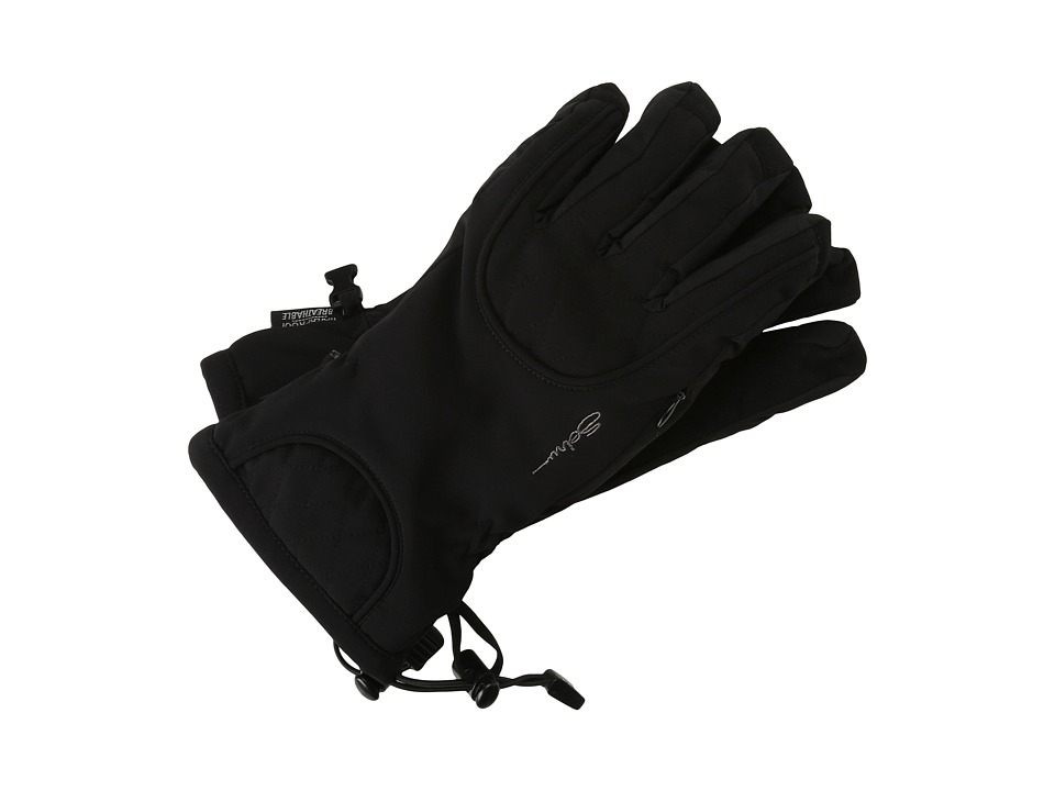 Seirus - Softshell MsTIQUE Glove (Black) Extreme Cold Weather Gloves