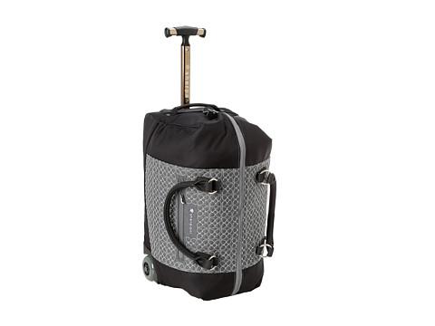Sherpani - Trip LE Wheeled Duffel (Pewter/Black/Metal Crush/Nappa Wax) Duffel Bags