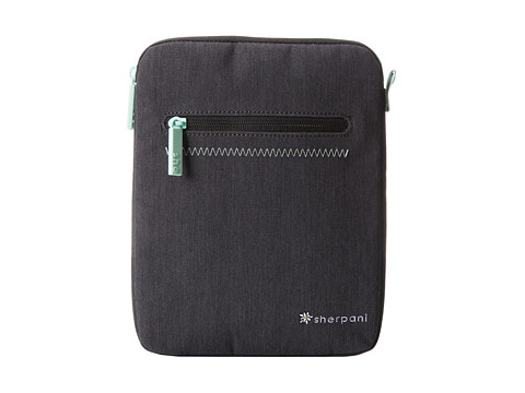 Sherpani Sync Tablet Sleeve (Heathered Black) Bags