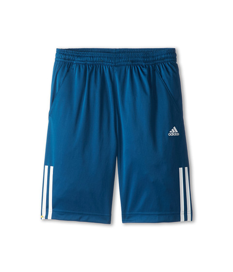 adidas Kids - Response Bermuda (Little Kids/Big Kids) (Tribe Blue/White) Boy's Shorts