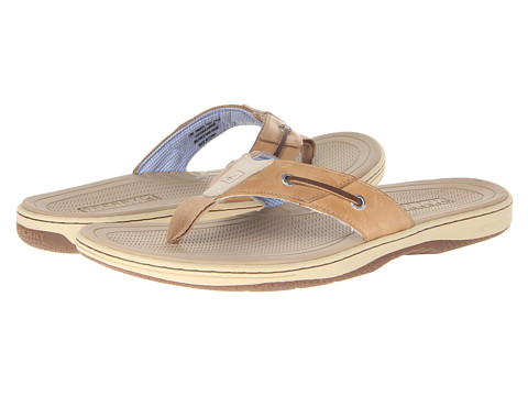 dc9c805e707e50 UPC 886129582340 product image for Sperry Top-Sider Baitfish Thong (Linen)  Men s Sandals ...