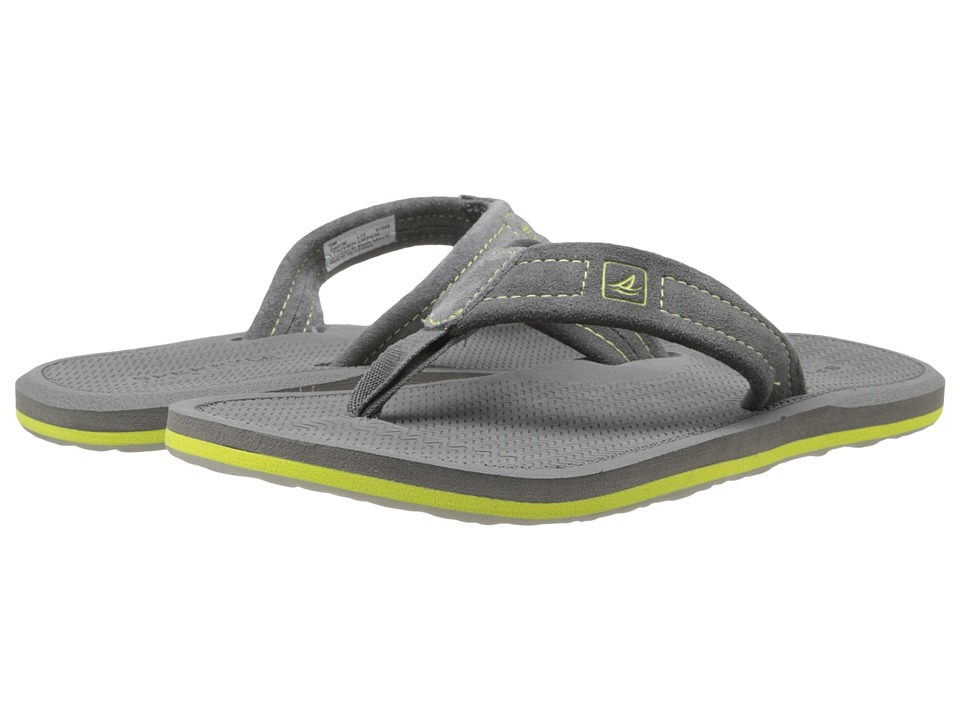 Sperry Top-Sider - Sharktooth Thong (Grey) Men
