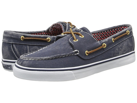 Sperry Top-Sider - Bahama 2-Eye (Navy Canvas) Women