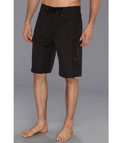 Quiksilver - Manic Boardshort (Black) Men's Swimwear