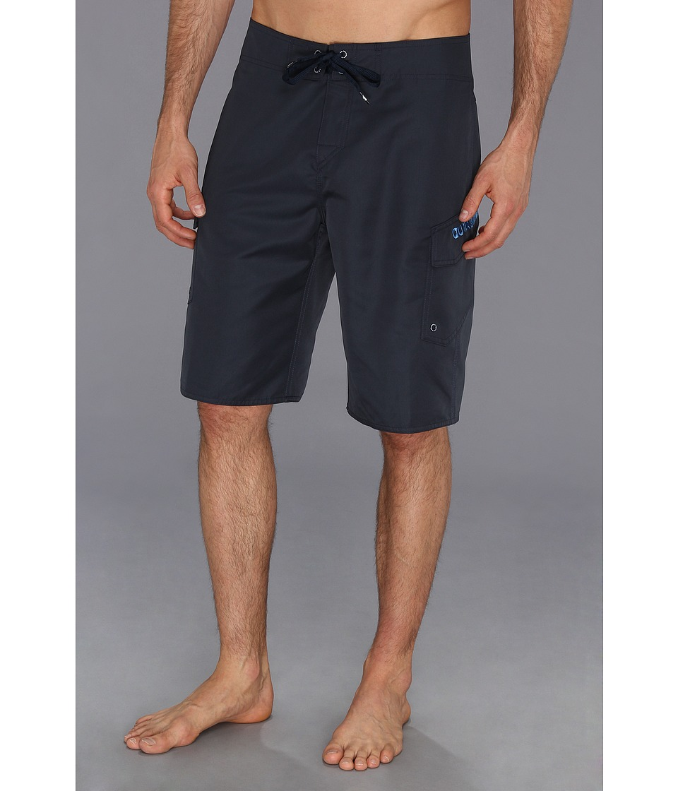 Quiksilver - Manic Boardshort (Navy) Men's Swimwear