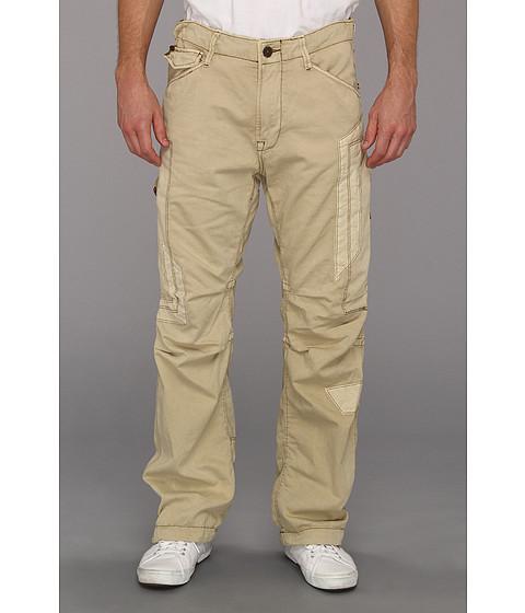 Jet Lag - MO-19 Cargo Pant (Beige) Men's Casual Pants