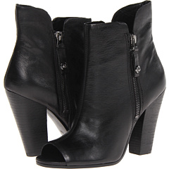 GUESS Byhali (Black Leather) Footwear