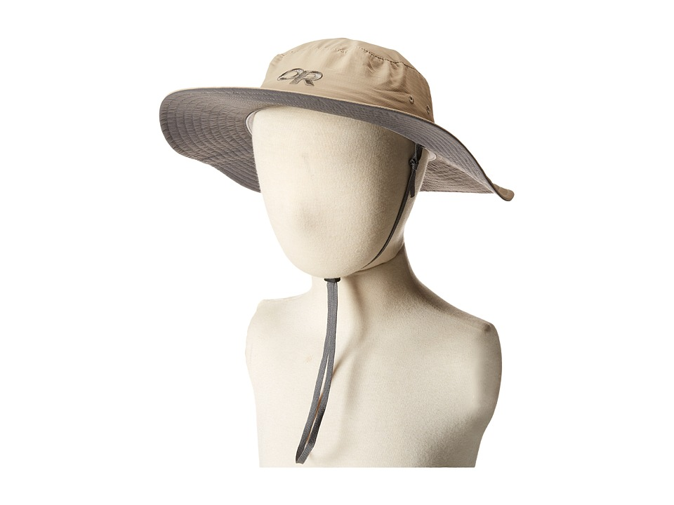 Outdoor Research - Sandbox Hat (Youth) (Khaki 1) Safari Hats