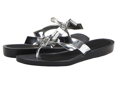 ba48f5c9145a76 ... UPC 887046421361 product image for GUESS Tutu (Silver Chrome) Women s  Sandals