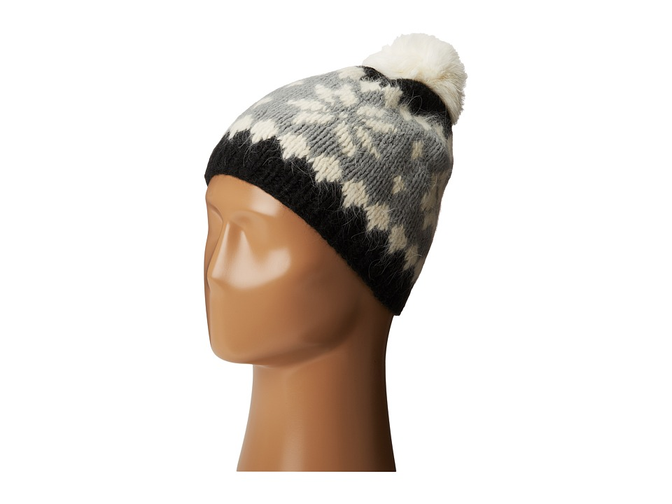 Seirus - Fluff Hat (Black/Gray) Caps
