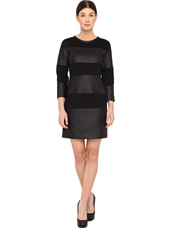 SALE! $111.99 - Save $263 on Theory Goshen Dress (Black) Apparel - 70.14% OFF $375.00