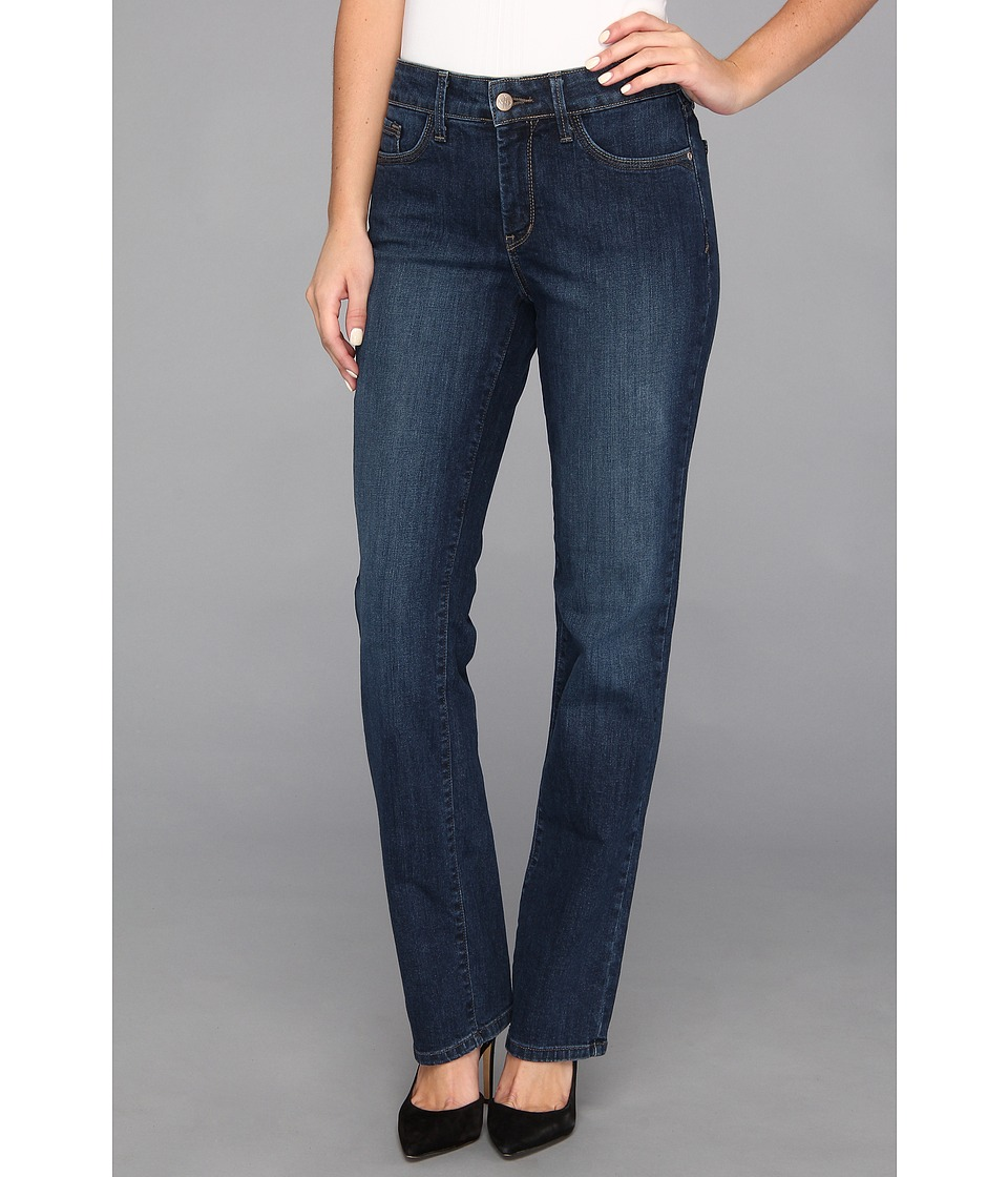 NYDJ - Marilyn Straight Leg in Tustin (Tustin) Women's Jeans