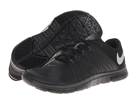 Nike - Free Trainer 3.0 (Black/Reflective Silver) Men's Cross Training Shoes