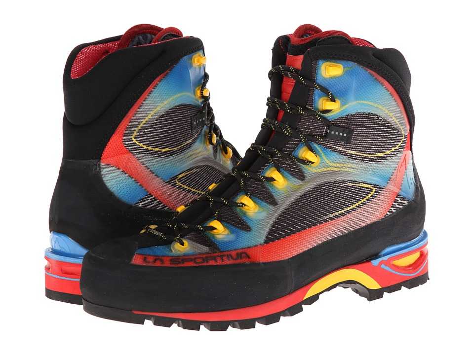 La Sportiva - Trango Cube GTX (Blue/Red) Men's Shoes