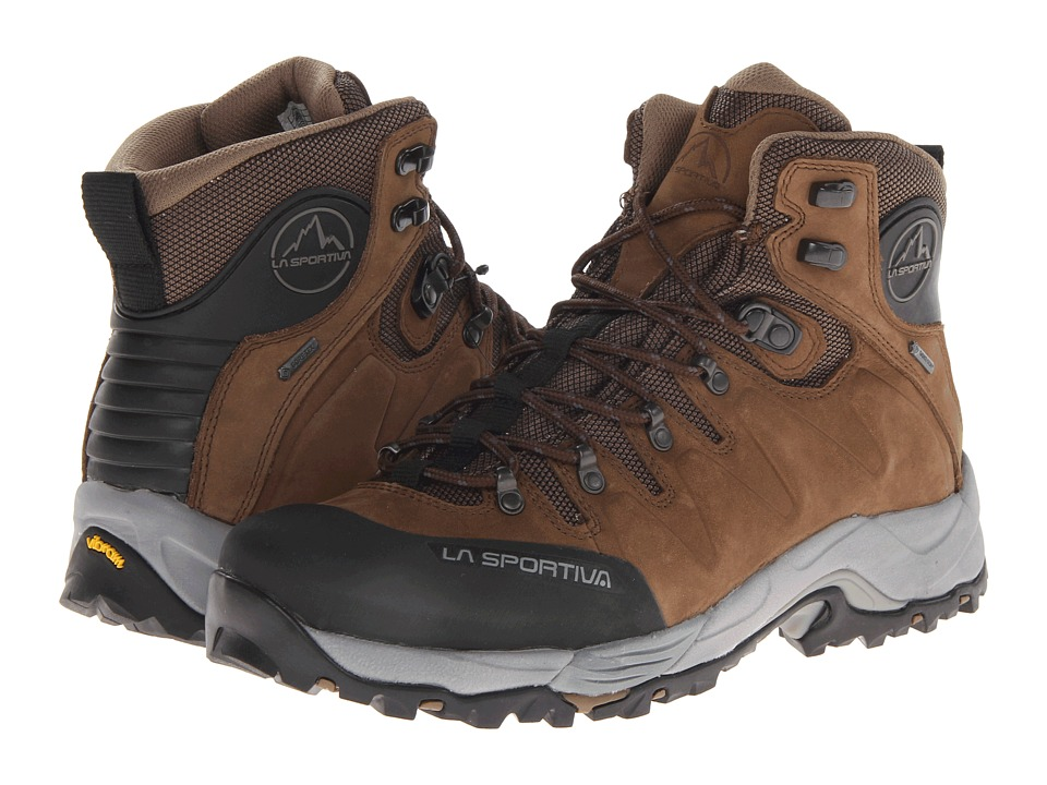 La Sportiva - Thunder III GTX (Brown) Men's Hiking Boots