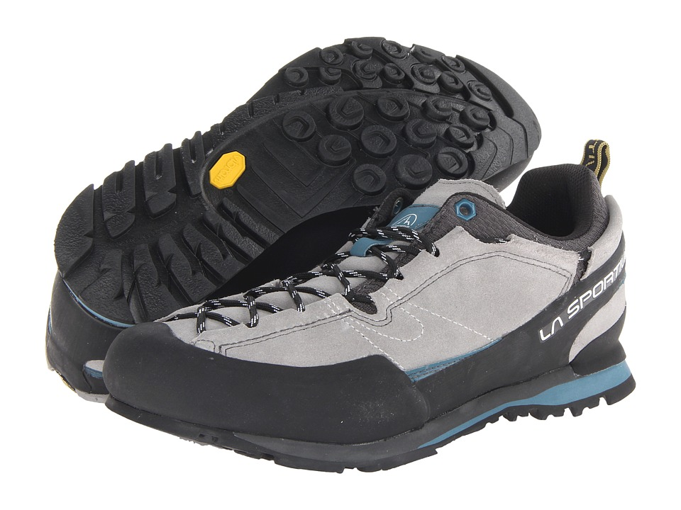 La Sportiva - Boulder X (Light Grey) Men's Shoes