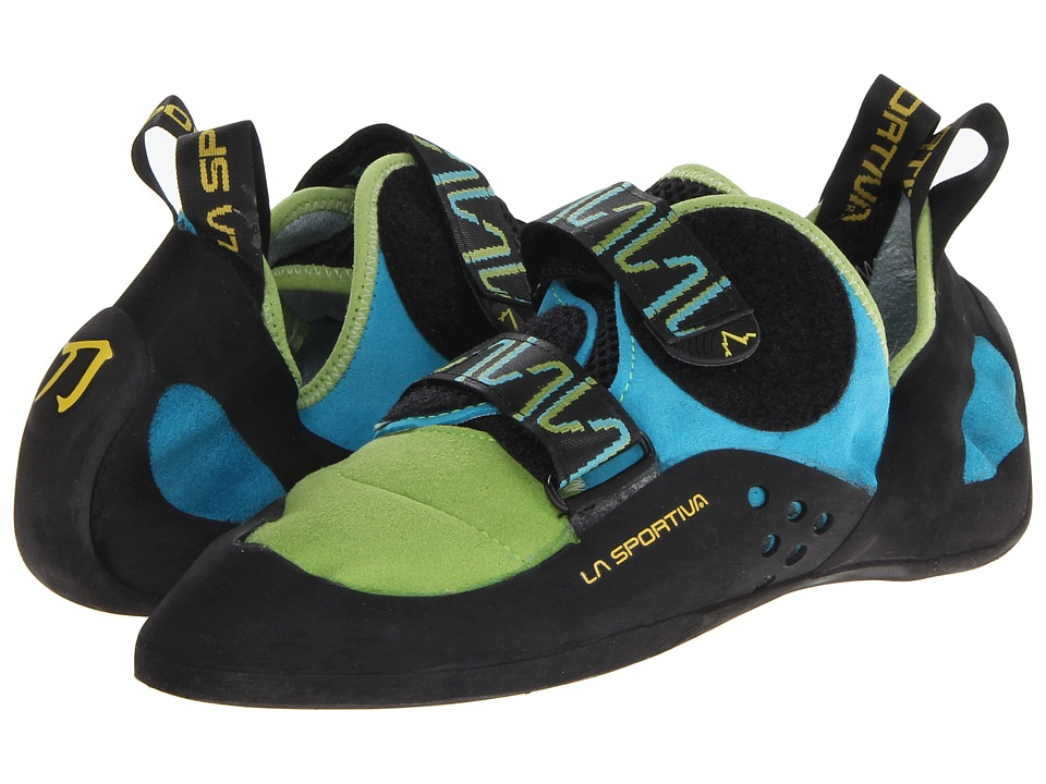 La Sportiva - Katana (Green/Blue) Men's Shoes