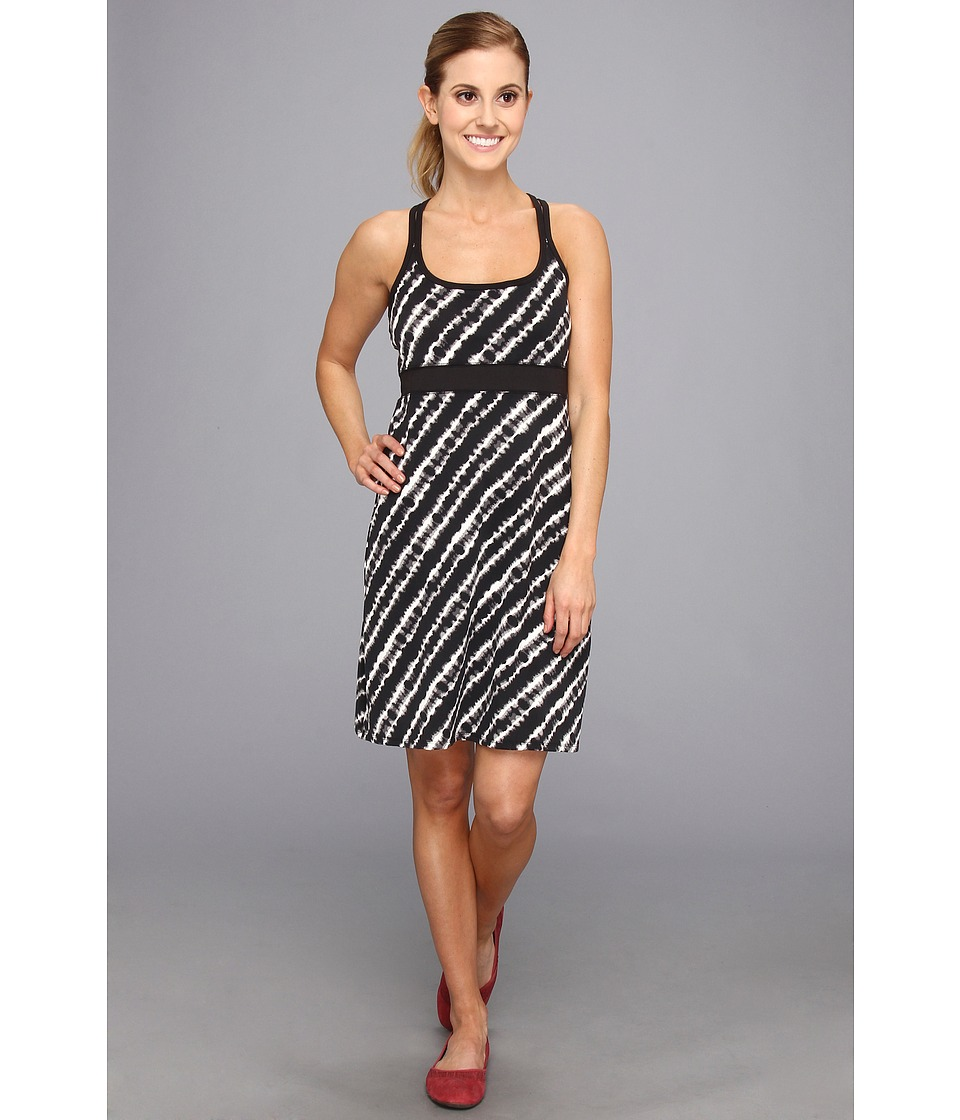 Soybu - Tahiti Dress (Black Tie Dye) Women's Dress