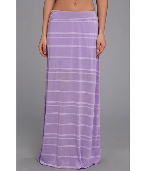 Soybu - Willow Maxi Skirt (Orchid Stripe) Women