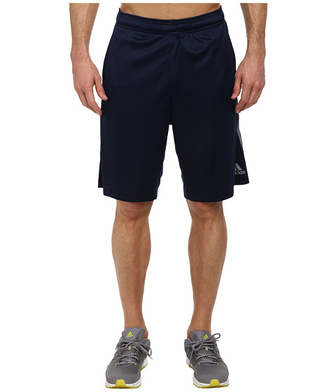 adidas - Ultimate Swat Short (Collegiate Navy/Tech Grey 2) Men