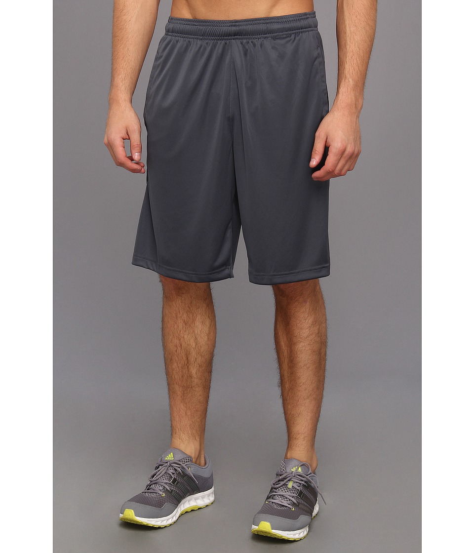 adidas - Ultimate Swat Short (Dark Onix/Black 2) Men's Shorts