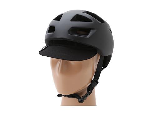 Bern - Allston Summer (Matte Black w/ Visor) Cycling Helmet