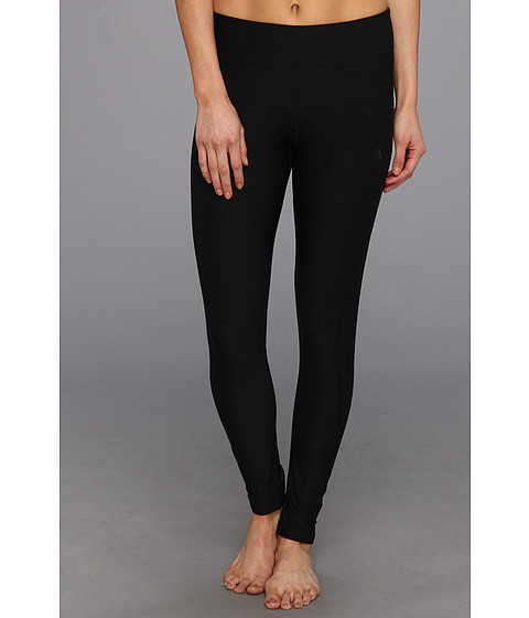 adidas - Ultimate Long Tight (Black 2) Women's Casual Pants