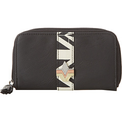 SALE! $14.99 - Save $15 on Volcom Tres Amigos Wallet (Black) Bags and Luggage - 49.19% OFF $29.50