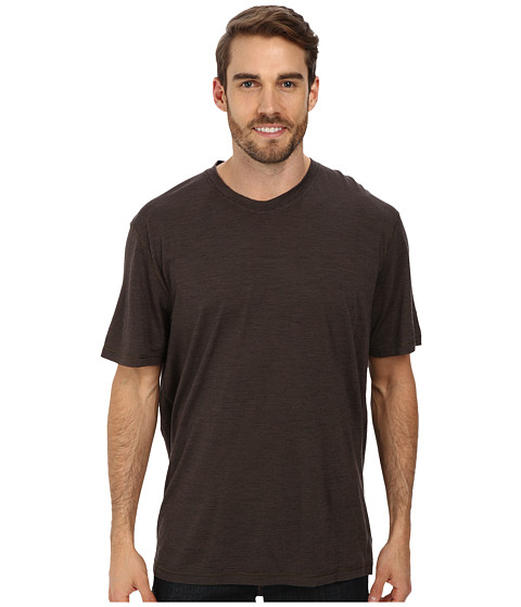 Smartwool - NTS Micro 150 Pattern Tee (Taupe) Men's T Shirt