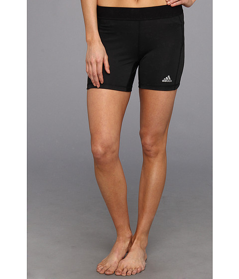 adidas - TECHFIT 5 Boy Short (Black) Women