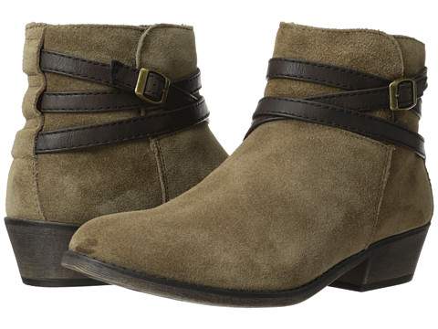 White Mountain Jitter (Taupe) Women's Shoes