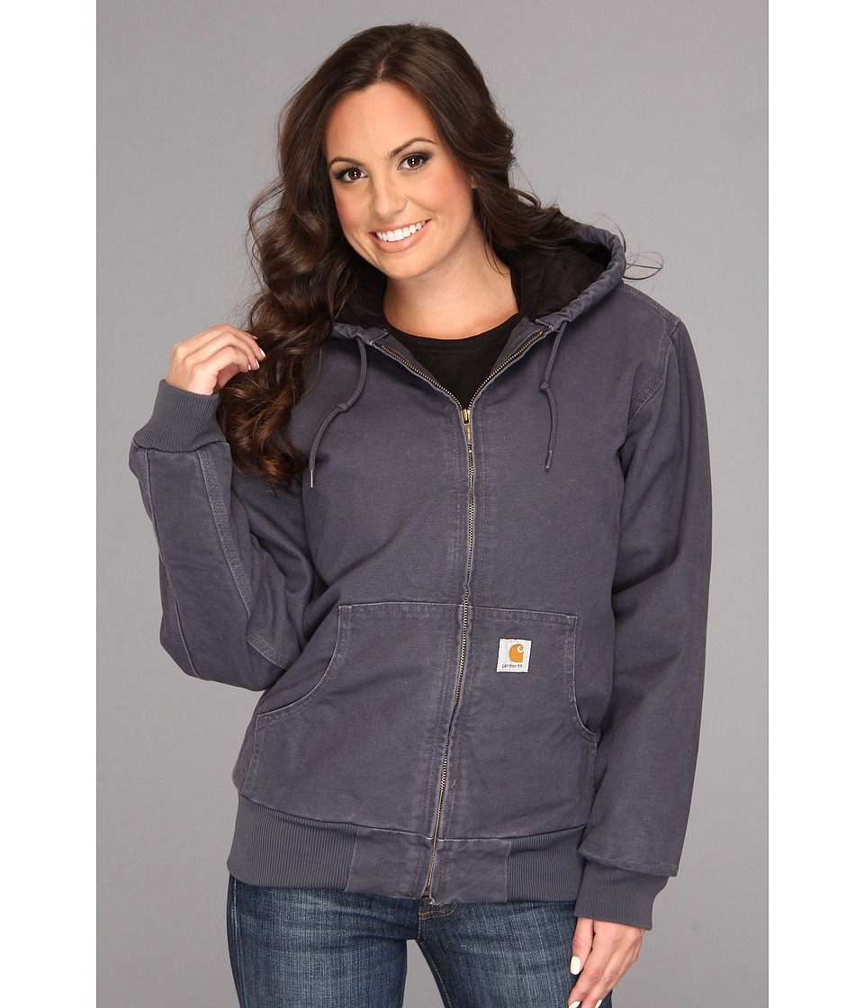 Carhartt - Sandstone Active Jacket (Coal) Women's Coat