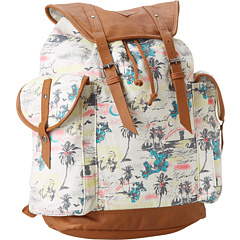 SALE! $36.99 - Save $28 on Volcom Wayward Canvas Rucksack (Cream) Bags and Luggage - 43.09% OFF $65.00