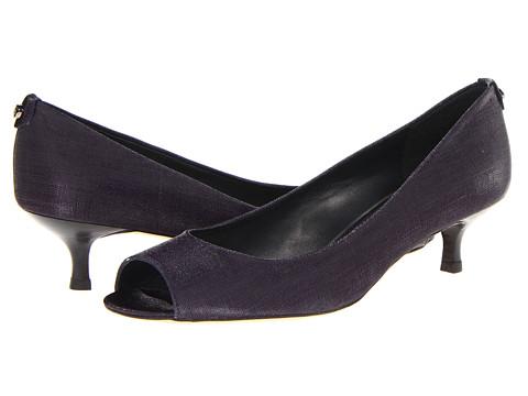 Stuart Weitzman - Logosavoir (Ink Summer Linen) Women's 1-2 inch heel Shoes