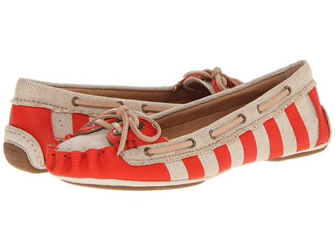 Aerin - Skipper (Wheat/Poppy) Women's Slip on Shoes