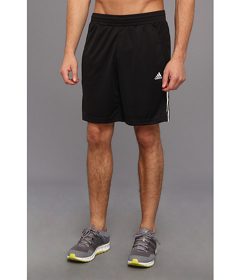 adidas - Tennis Sequencials Galaxy Short (Black/White) Men's Shorts