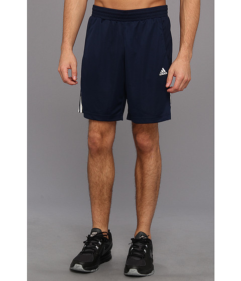 adidas - Tennis Sequencials Galaxy Short (Collegiate Navy/White) Men's Shorts