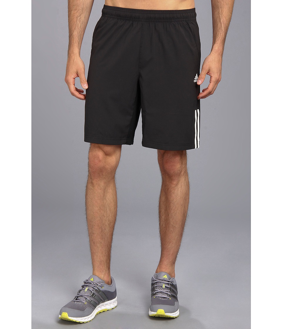 adidas - Response Short (Black/White2) Men's Shorts