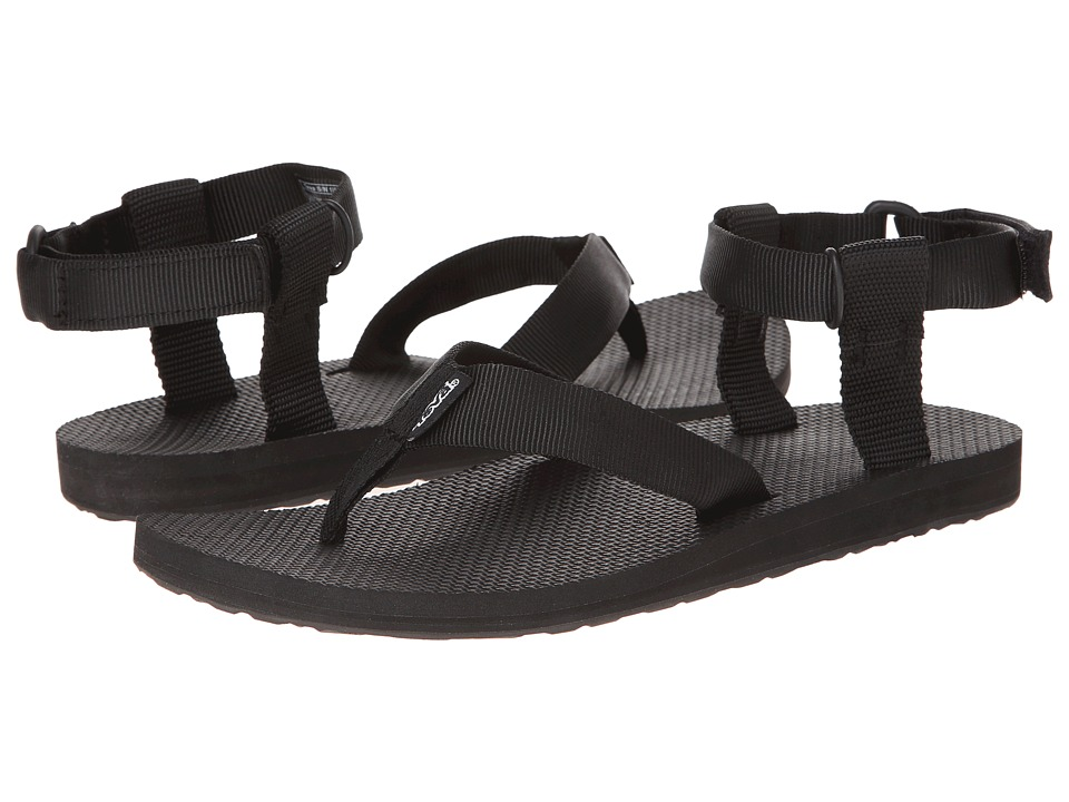 Teva - Original Sandal - Urban (Black) Men's Sandals